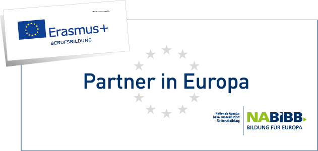 Erasmus+ - Partner in Europa
